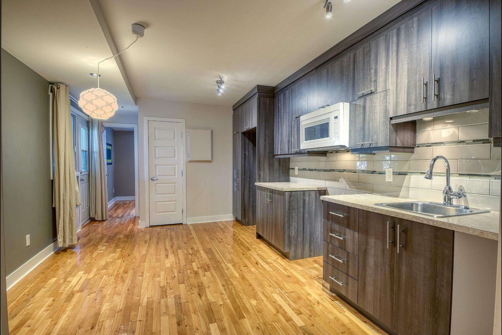 image 4 - Apartment For sale Mercier/Hochelaga-Maisonneuve Montréal  - 4 rooms