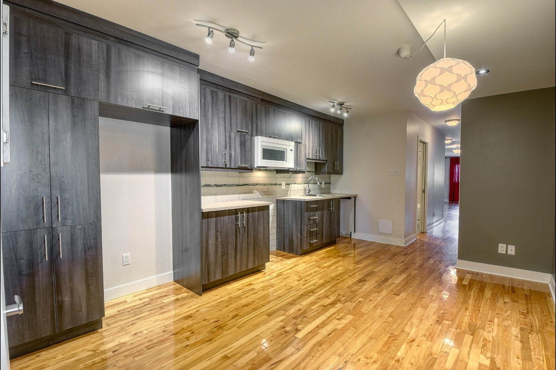image 6 - Apartment For sale Mercier/Hochelaga-Maisonneuve Montréal  - 4 rooms
