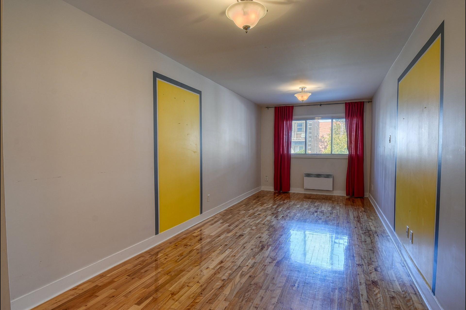 image 1 - Apartment For sale Mercier/Hochelaga-Maisonneuve Montréal  - 4 rooms