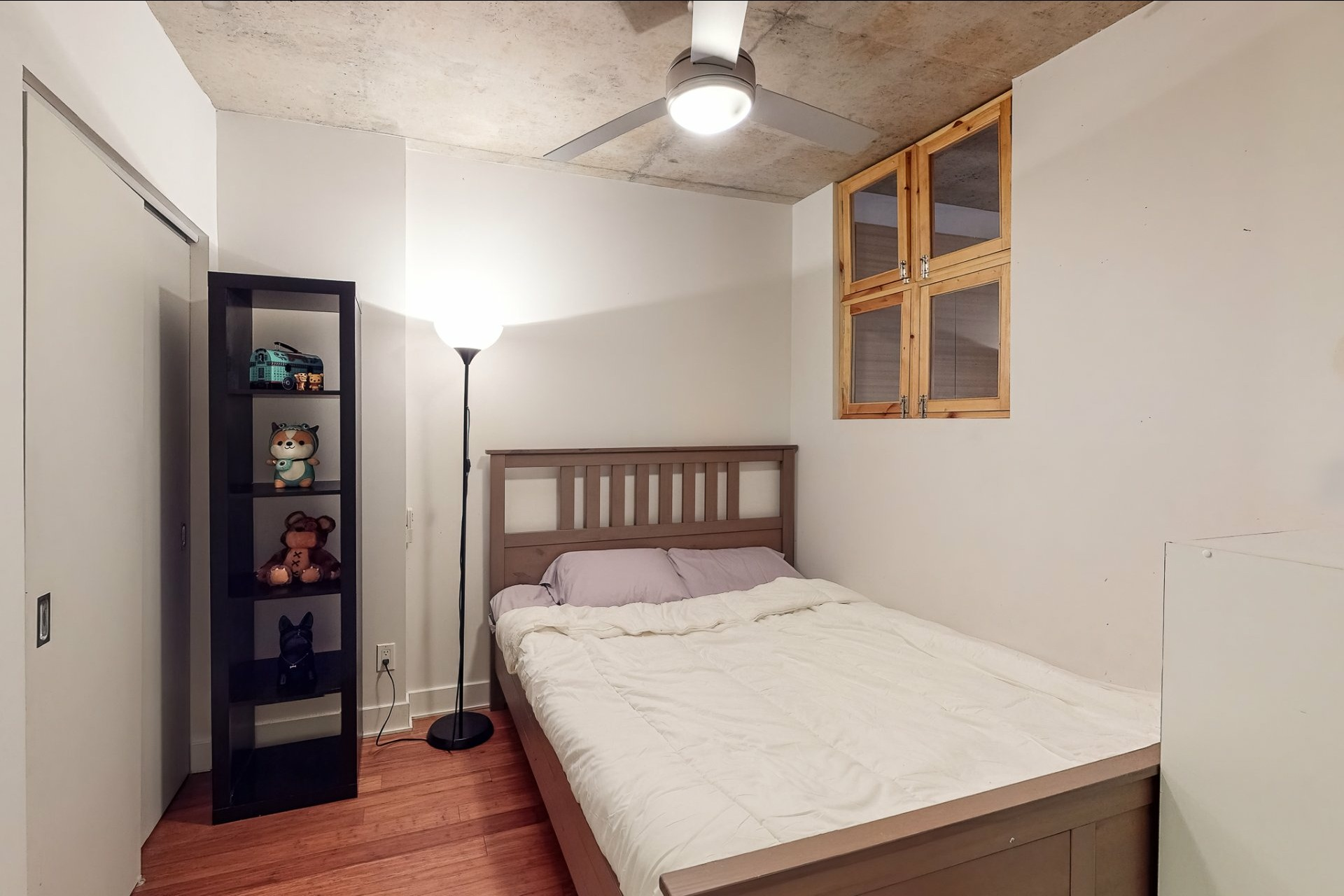 image 7 - Apartment For sale Ville-Marie Montréal  - 2 rooms