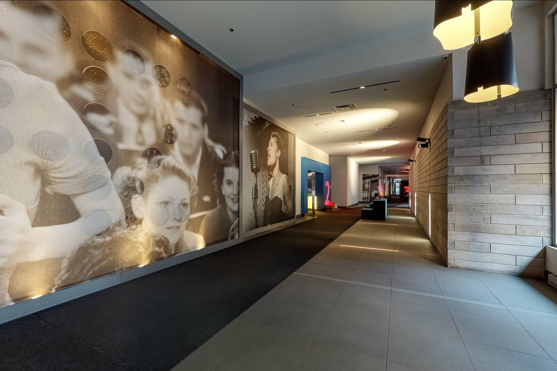 image 9 - Apartment For sale Ville-Marie Montréal  - 2 rooms