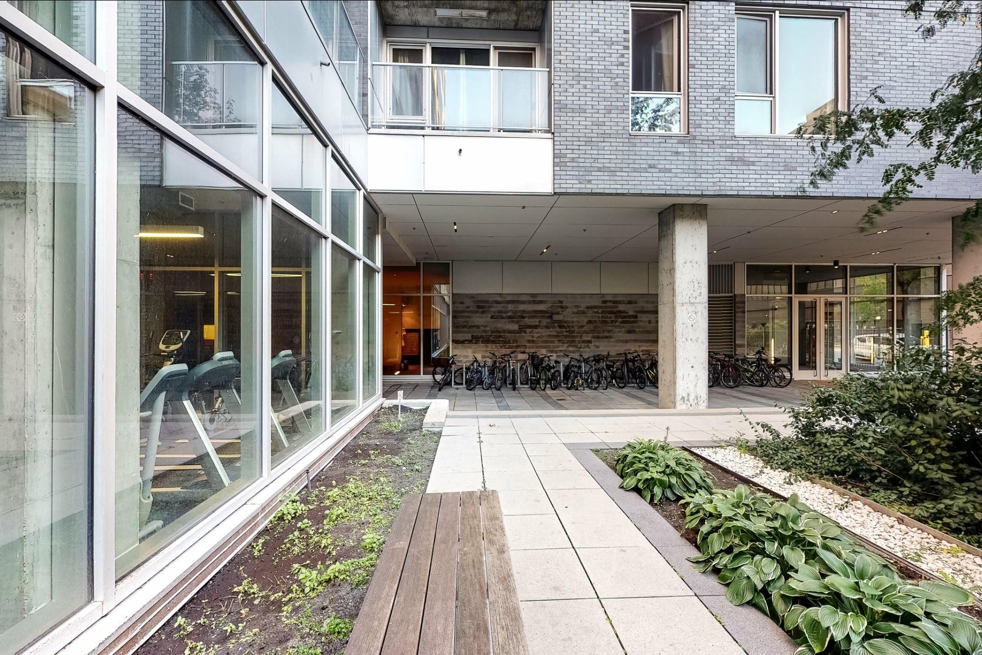 image 11 - Apartment For sale Ville-Marie Montréal  - 2 rooms