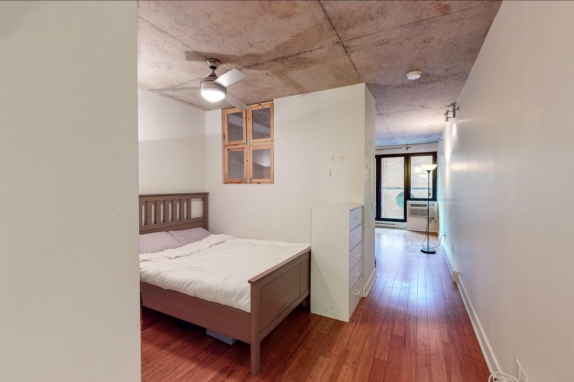 image 6 - Apartment For sale Ville-Marie Montréal  - 2 rooms