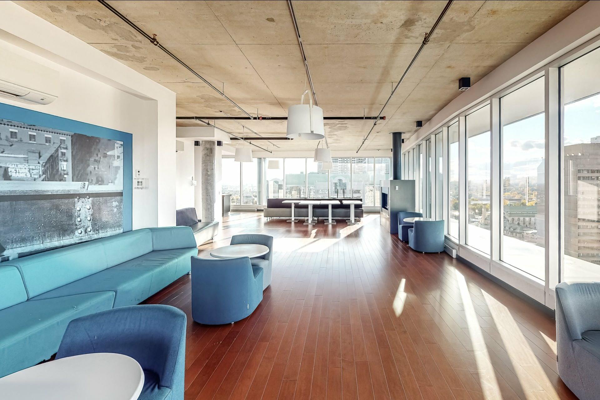 image 16 - Apartment For sale Ville-Marie Montréal  - 2 rooms