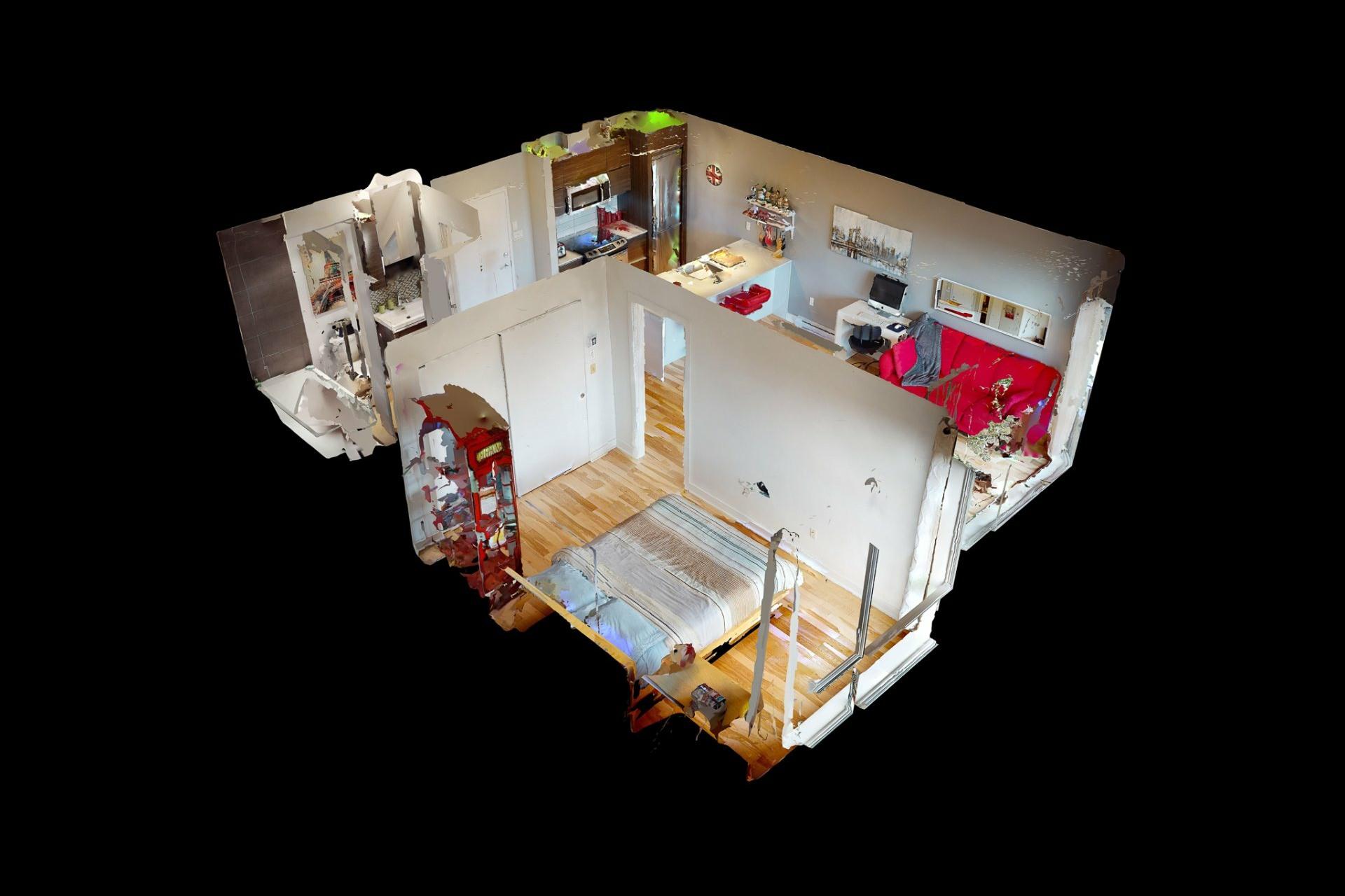 image 22 - Appartement À vendre Rosemont/La Petite-Patrie Montréal  - 3 pièces
