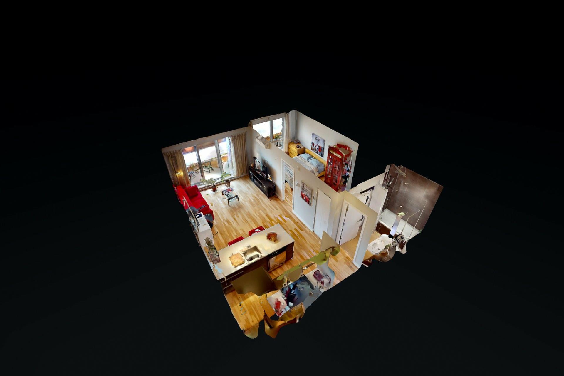image 21 - Appartement À vendre Rosemont/La Petite-Patrie Montréal  - 3 pièces