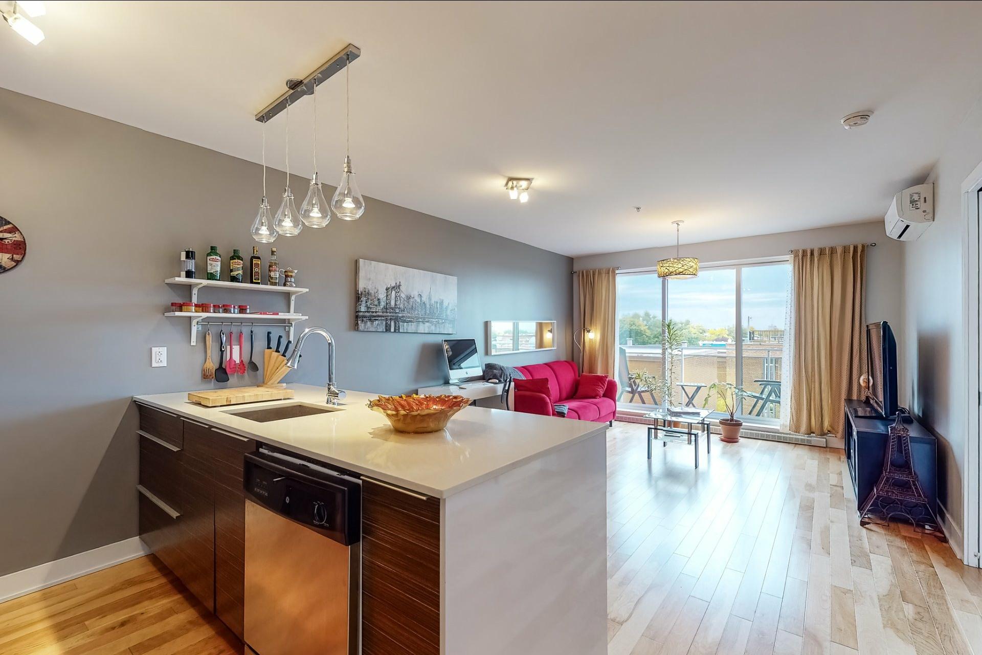 image 3 - Appartement À vendre Rosemont/La Petite-Patrie Montréal  - 3 pièces
