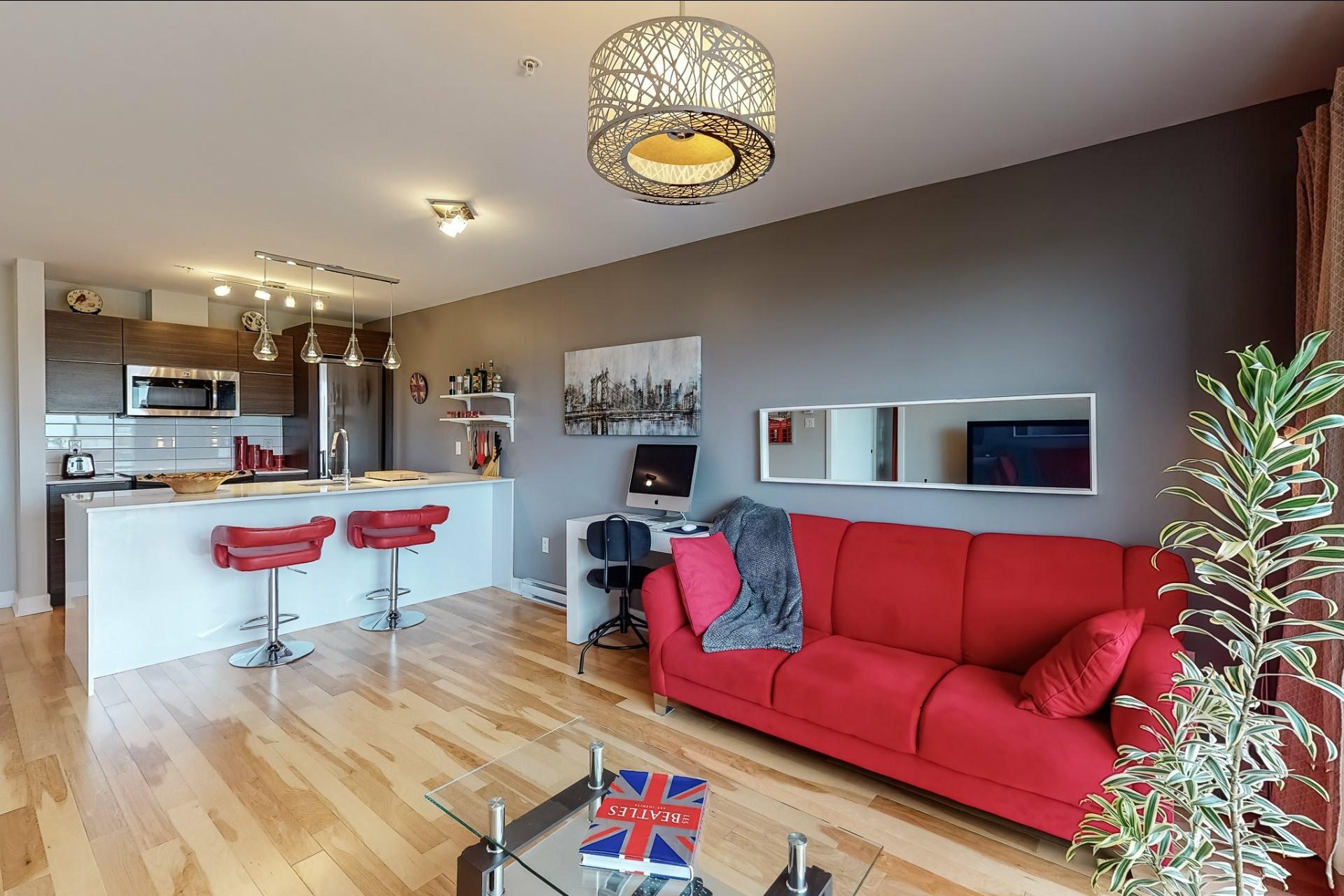 image 1 - Appartement À vendre Rosemont/La Petite-Patrie Montréal  - 3 pièces
