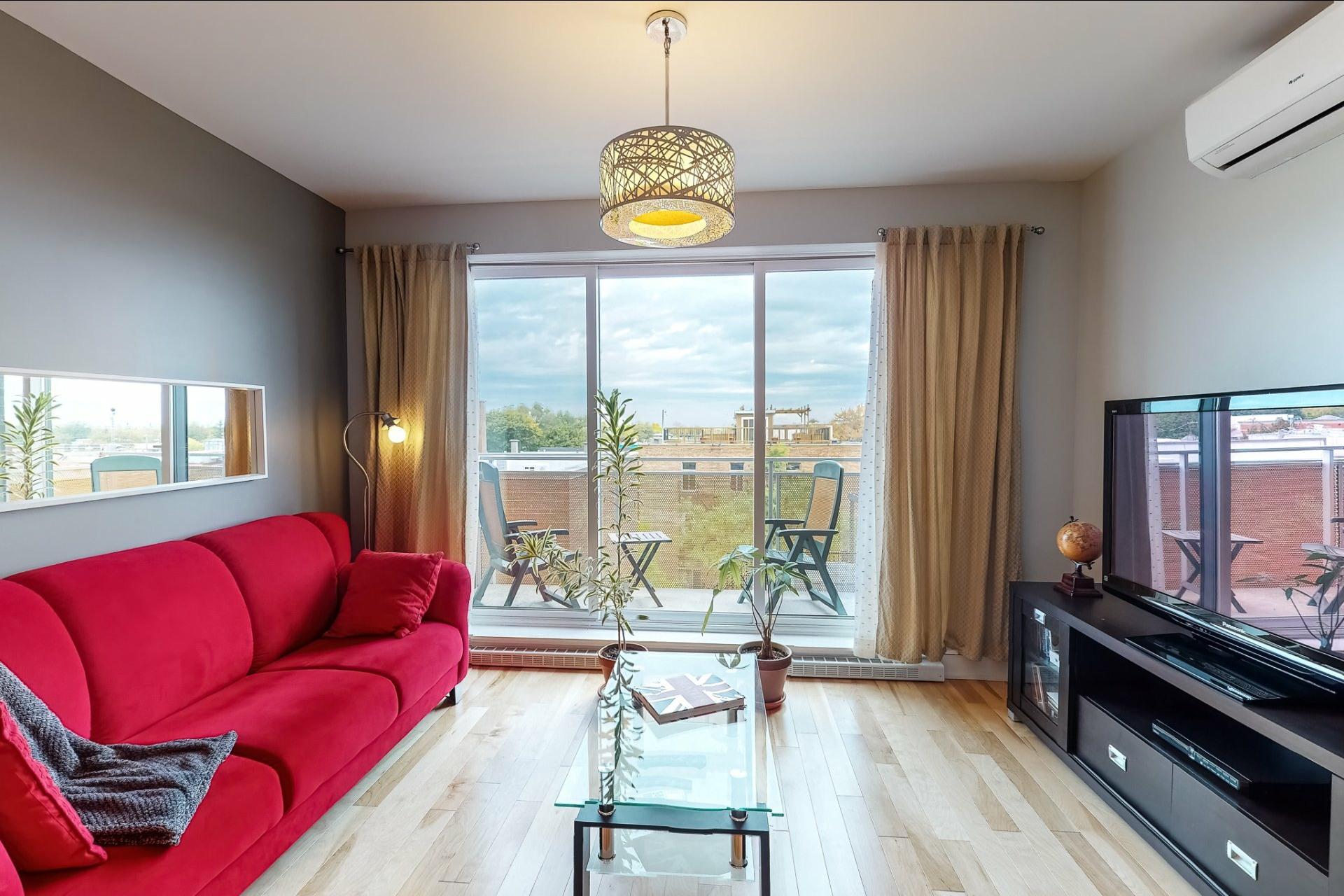 image 6 - Appartement À vendre Rosemont/La Petite-Patrie Montréal  - 3 pièces