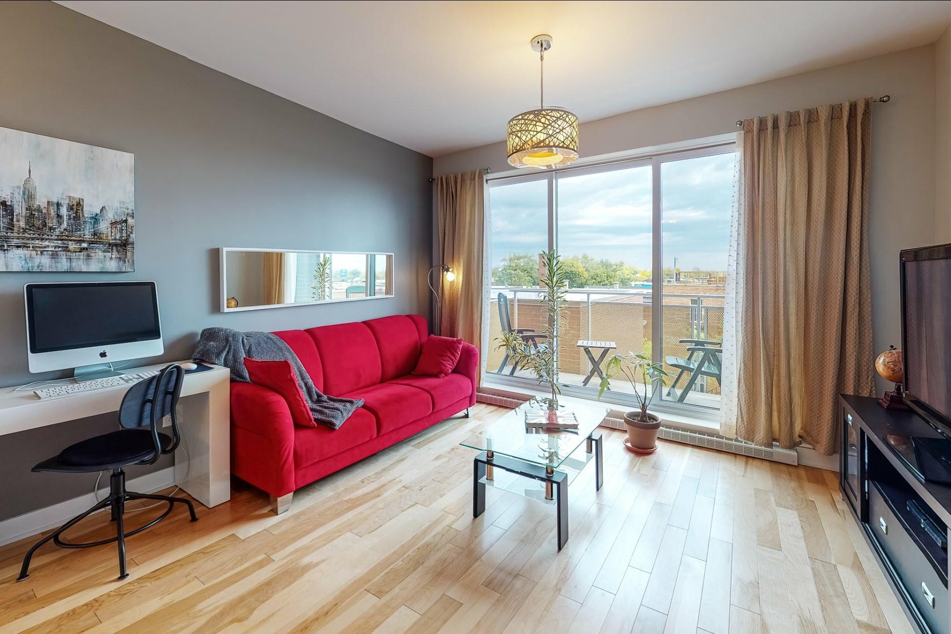 image 2 - Appartement À vendre Rosemont/La Petite-Patrie Montréal  - 3 pièces