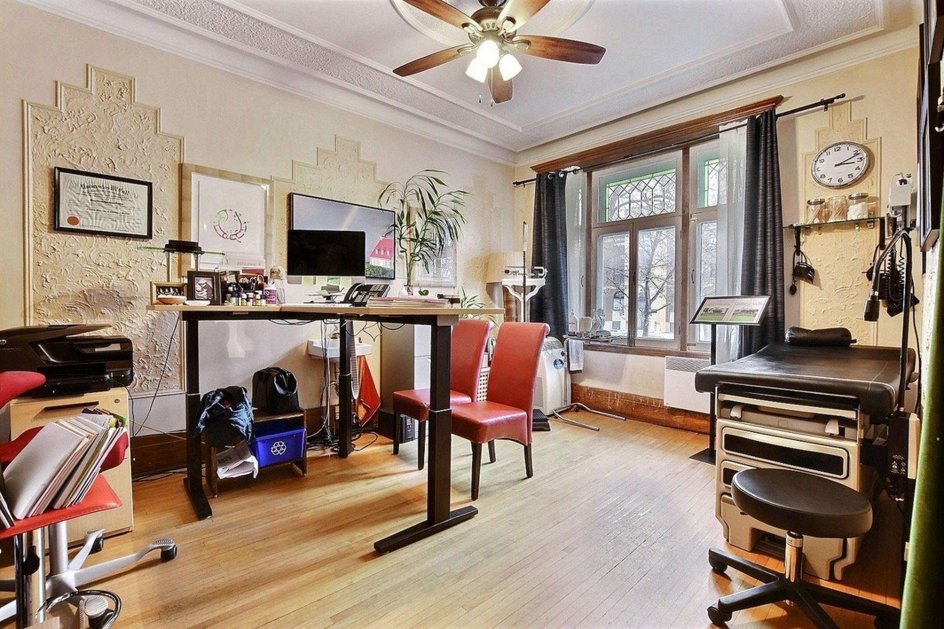 image 5 - Immeuble à revenus À vendre Le Plateau-Mont-Royal Montréal  - 4 pièces