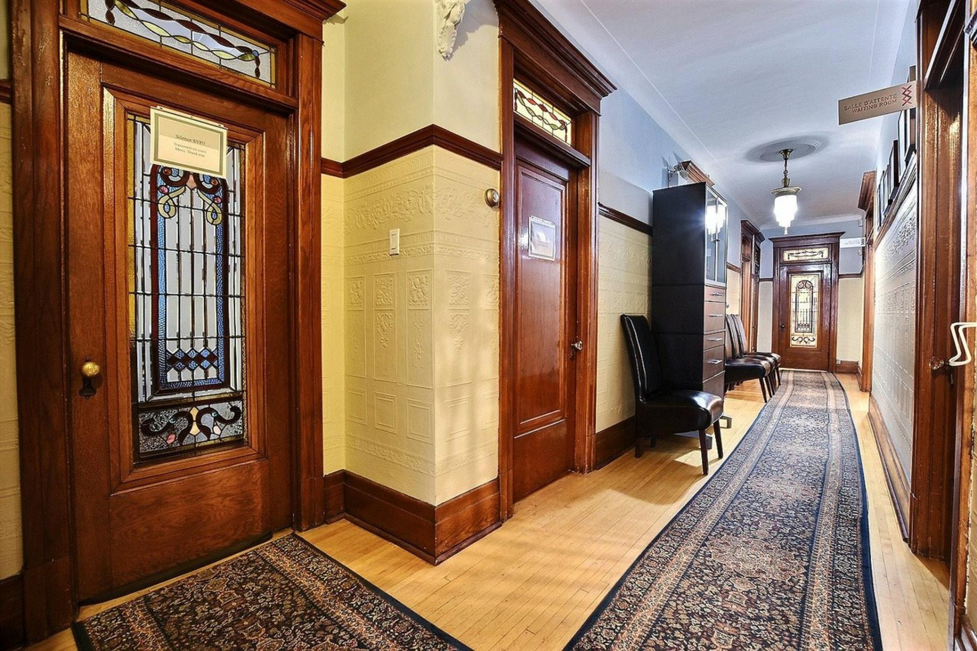 image 2 - Immeuble à revenus À vendre Le Plateau-Mont-Royal Montréal  - 4 pièces