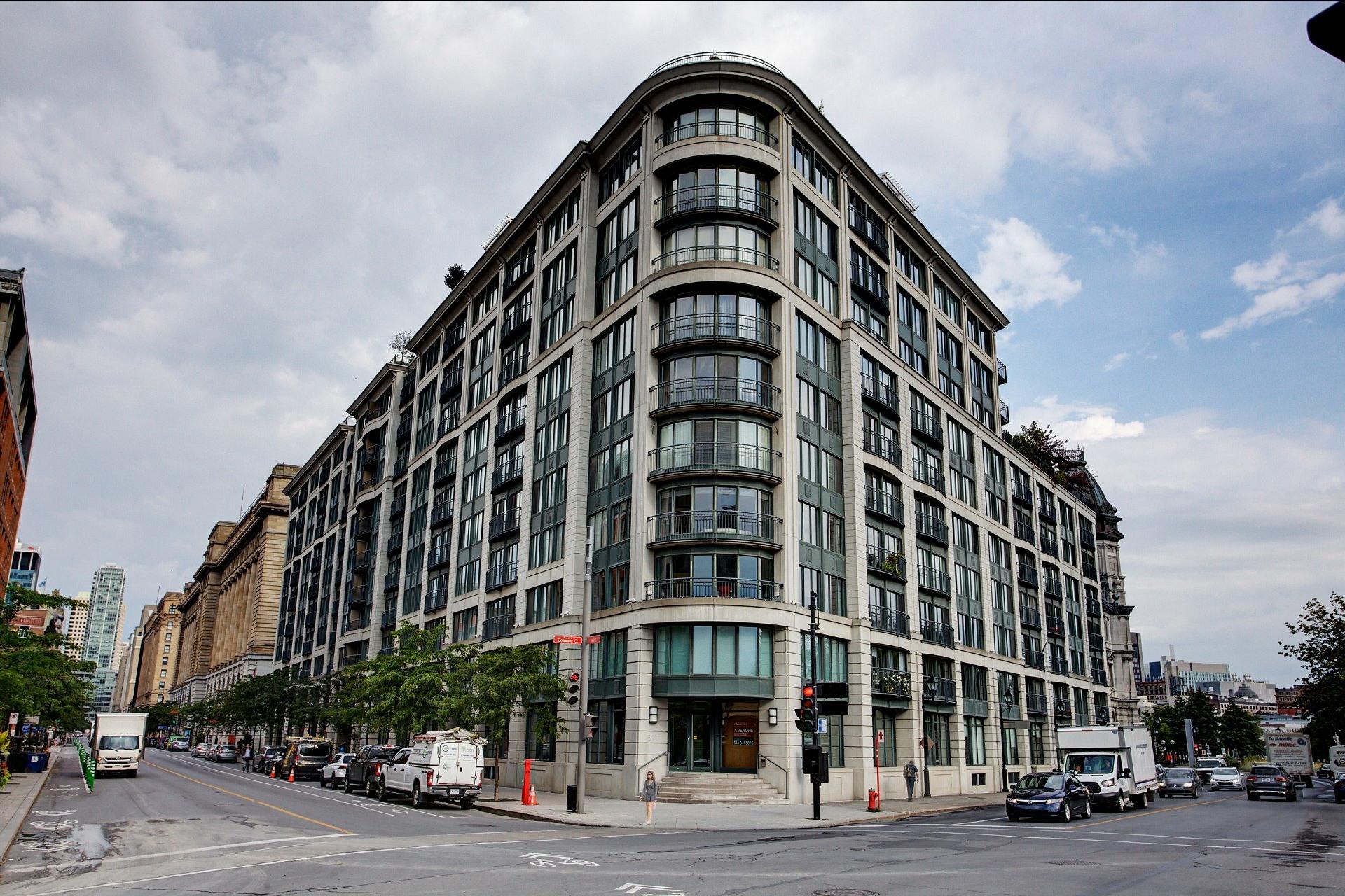 image 0 - Appartement À vendre Ville-Marie Montréal  - 5 pièces