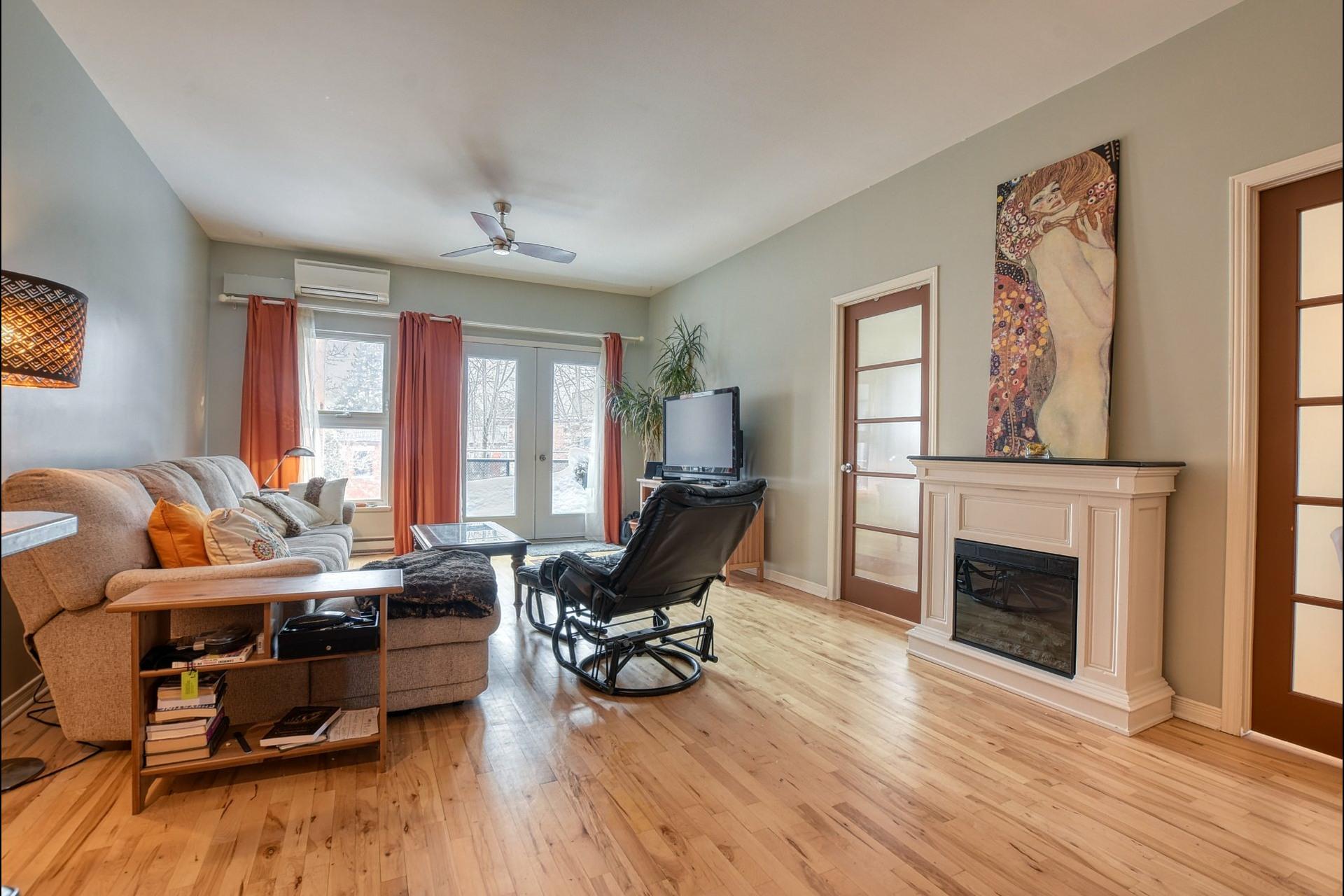 image 0 - Appartement À vendre Rosemont/La Petite-Patrie Montréal  - 6 pièces