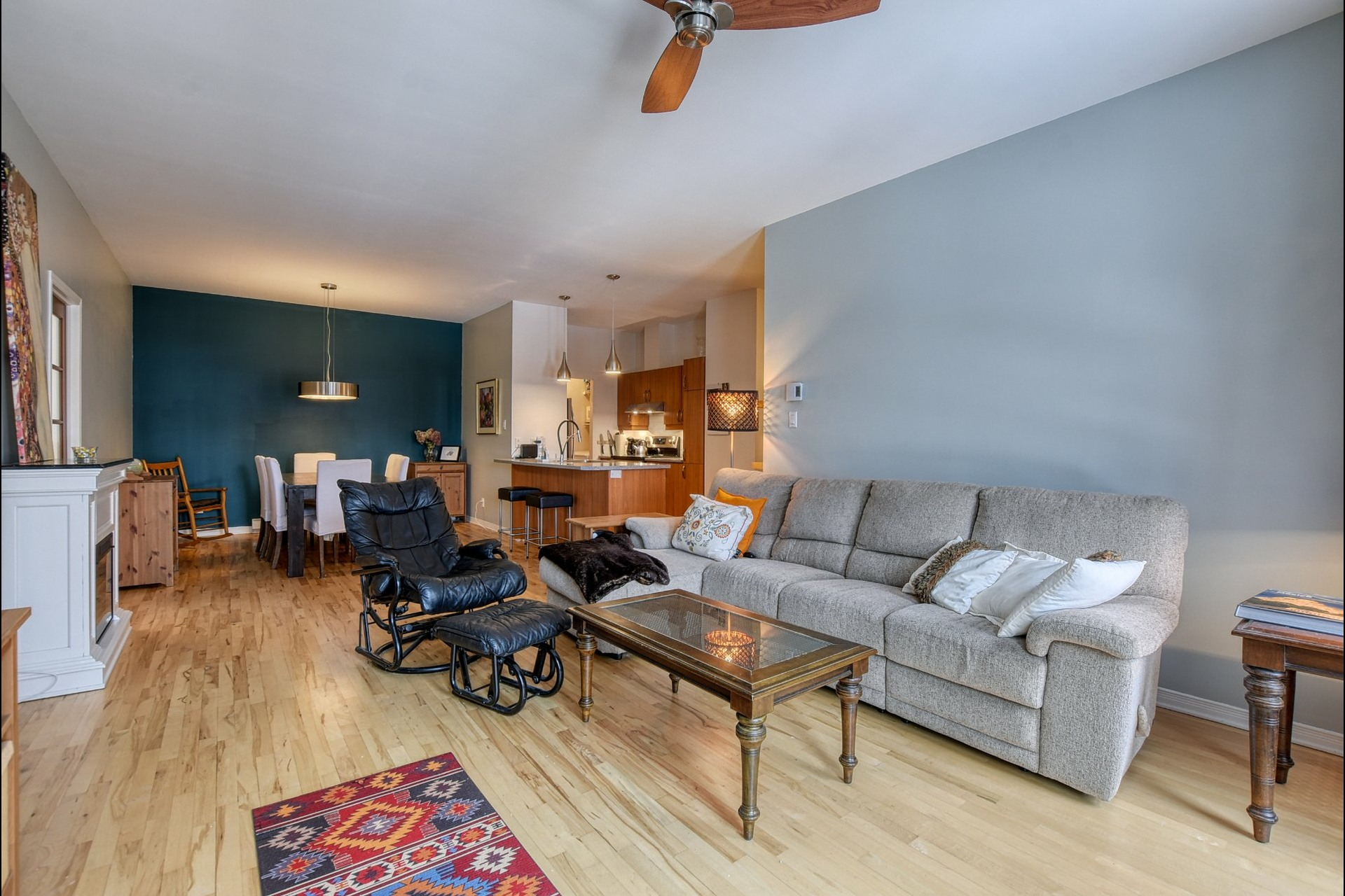 image 3 - Appartement À vendre Rosemont/La Petite-Patrie Montréal  - 6 pièces