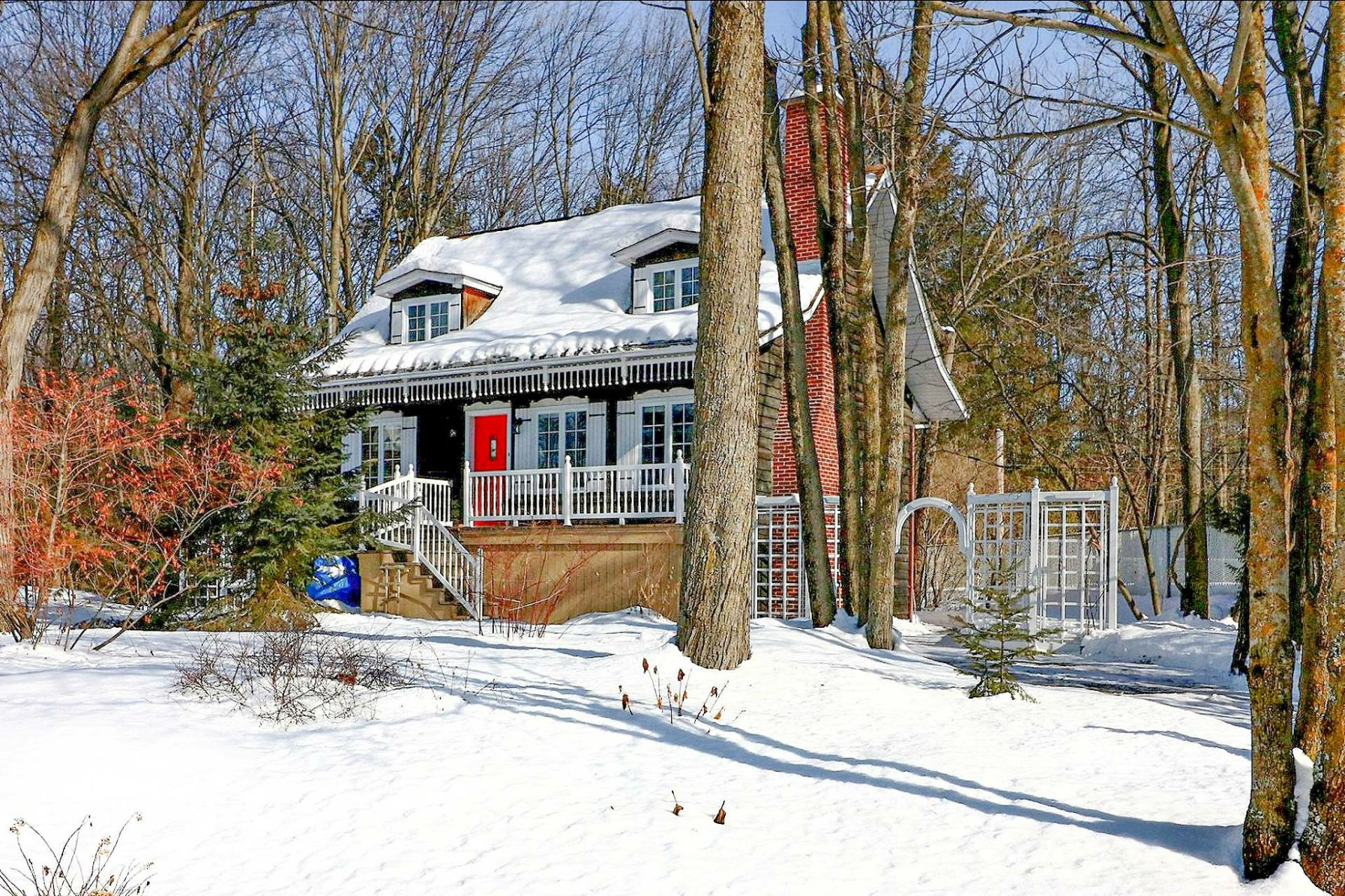 image 0 - House For sale Mascouche - 8 rooms