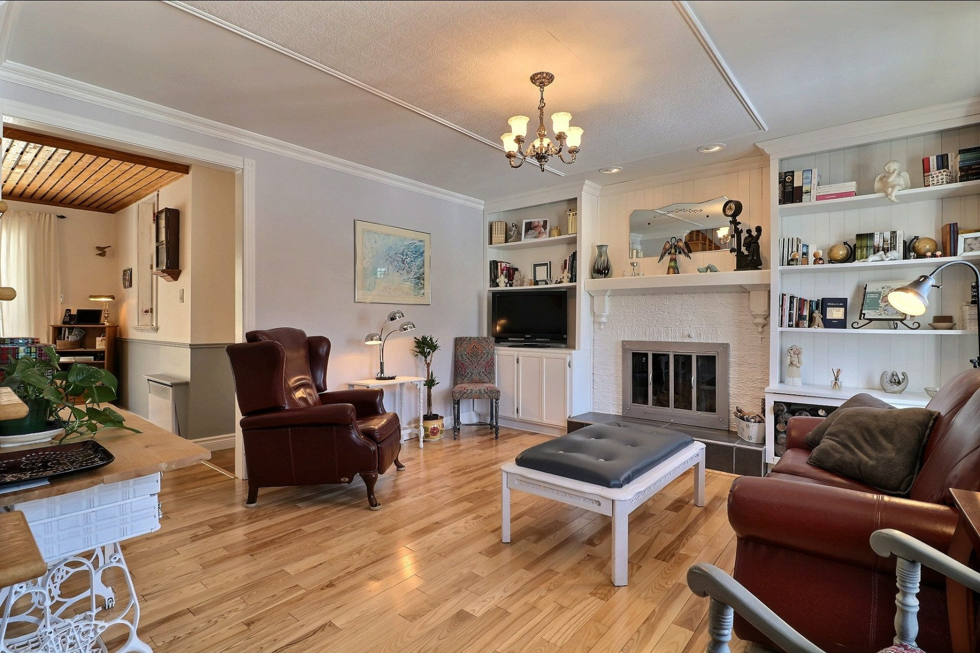 image 2 - House For sale Mascouche - 8 rooms