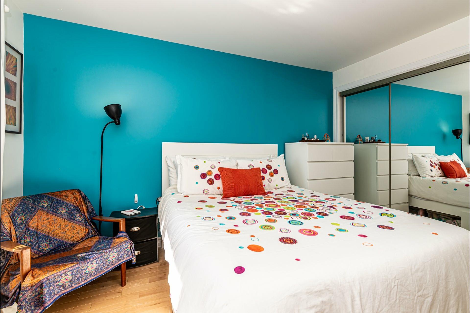 image 13 - Apartment For sale Saint-Laurent Montréal  - 4 rooms