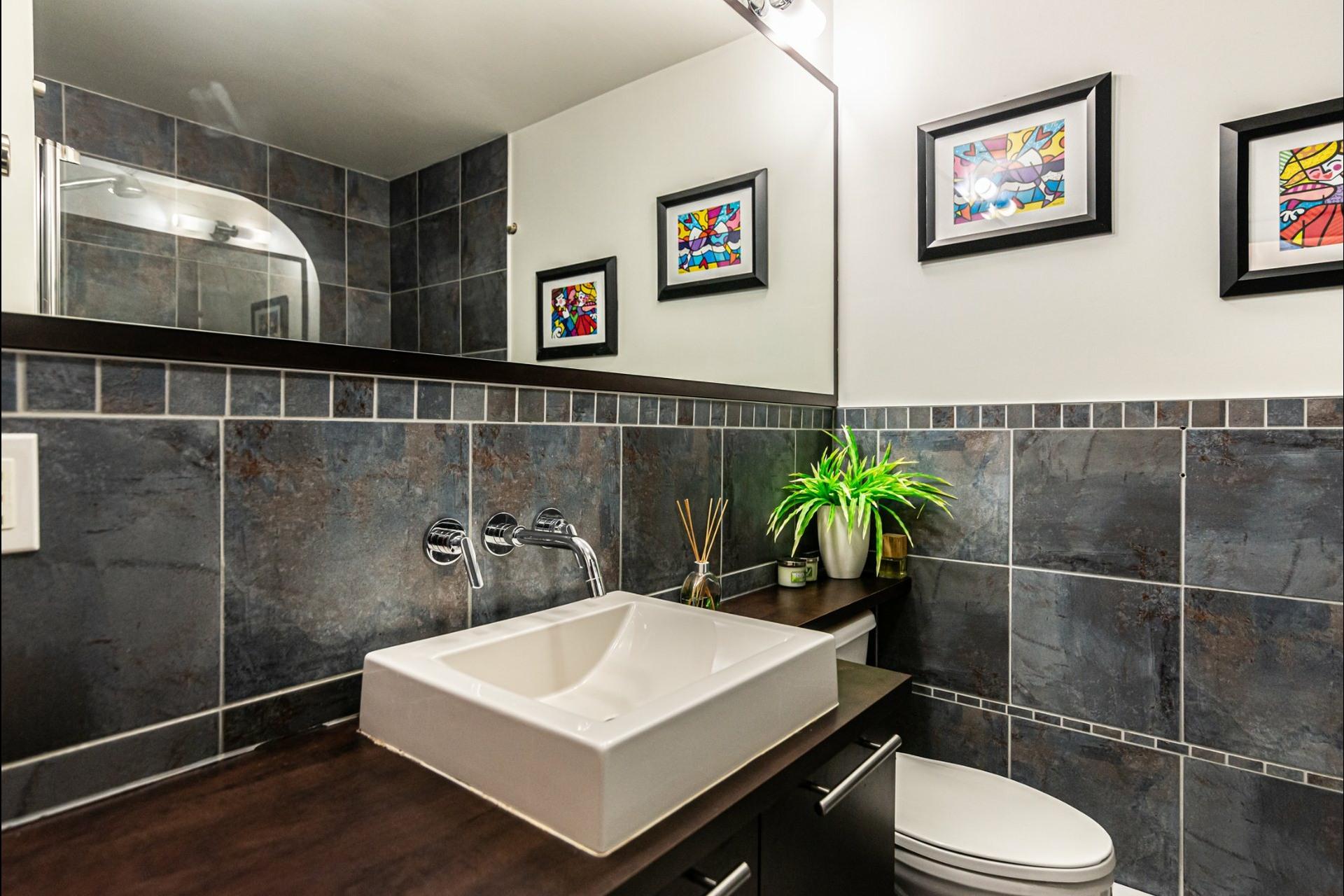 image 10 - Apartment For sale Saint-Laurent Montréal  - 4 rooms