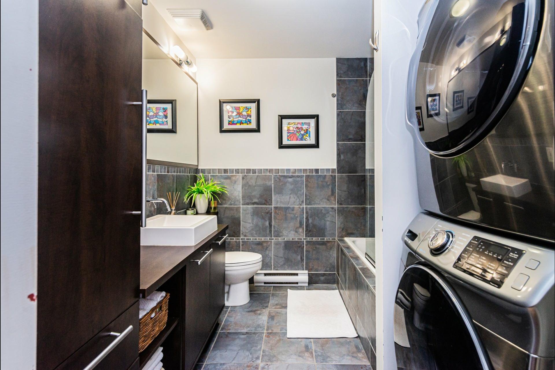 image 9 - Apartment For sale Saint-Laurent Montréal  - 4 rooms