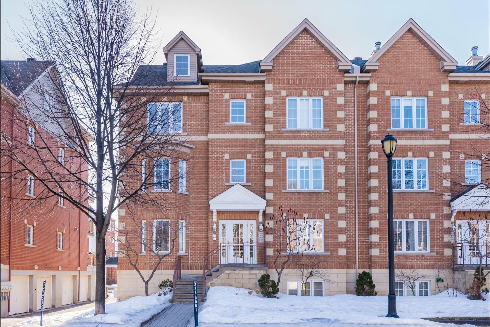 image 0 - Apartment For sale Saint-Laurent Montréal  - 4 rooms