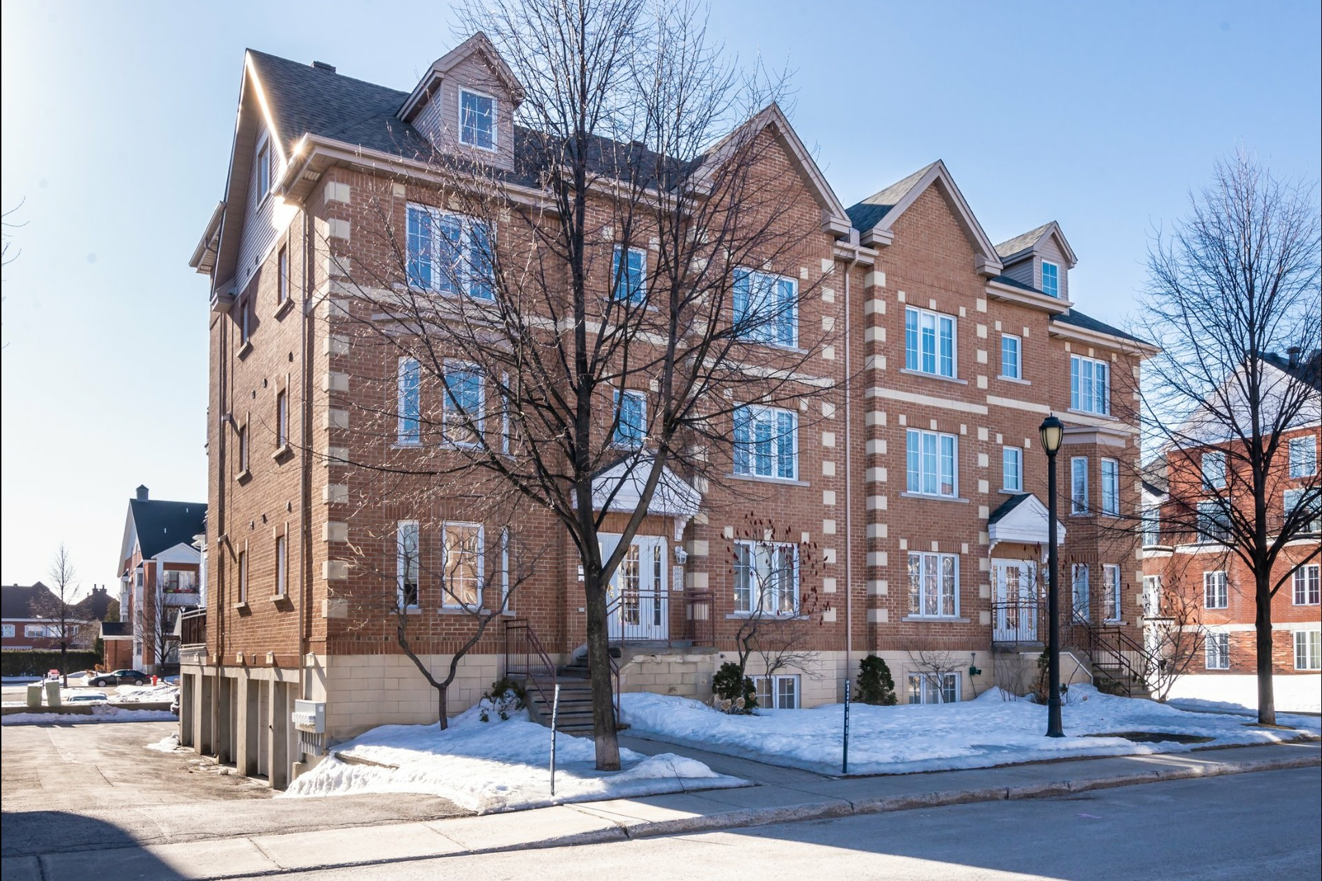 image 1 - Apartment For sale Saint-Laurent Montréal  - 4 rooms