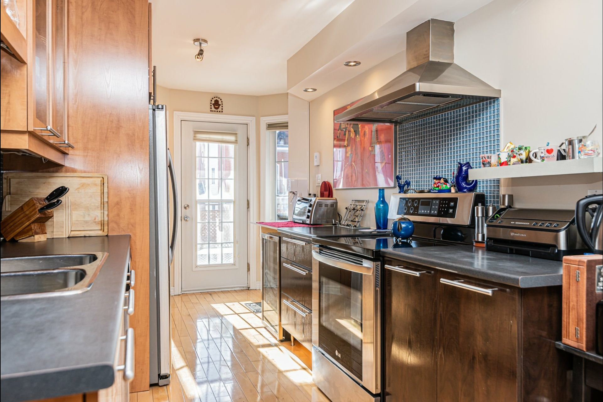 image 7 - Departamento En venta Saint-Laurent Montréal  - 4 habitaciones