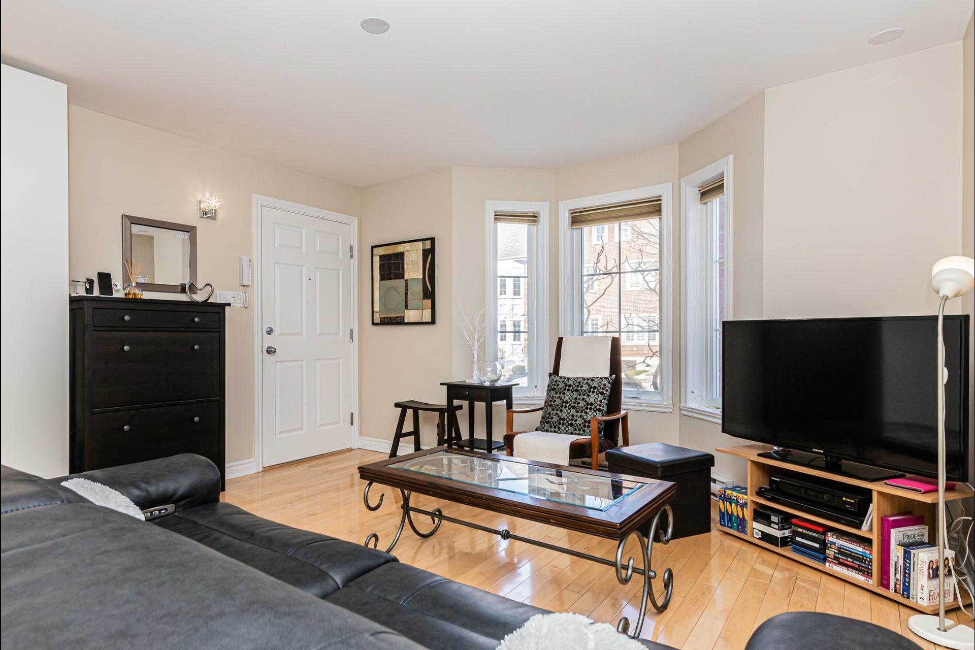 image 3 - Apartment For sale Saint-Laurent Montréal  - 4 rooms