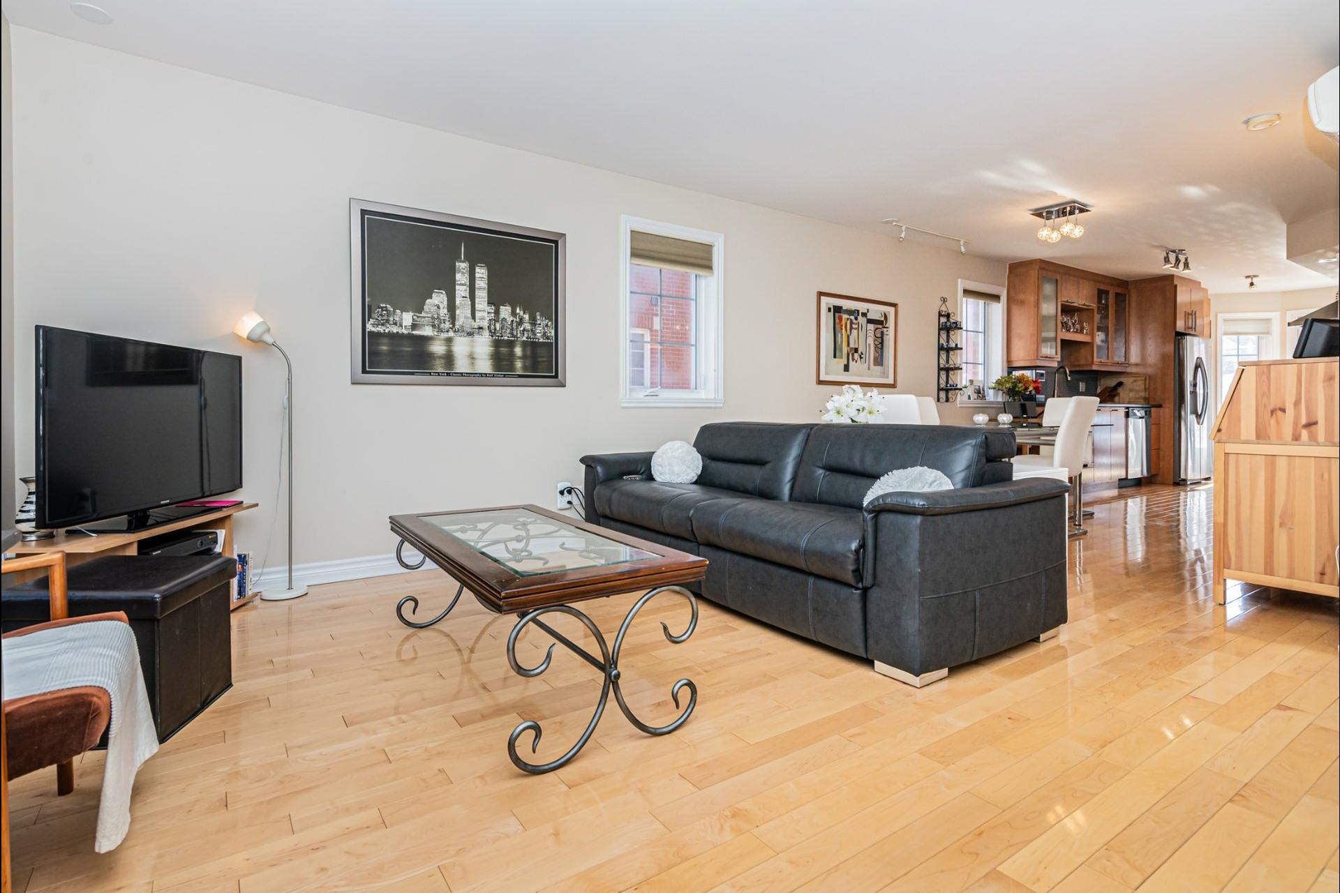 image 2 - Apartment For sale Saint-Laurent Montréal  - 4 rooms