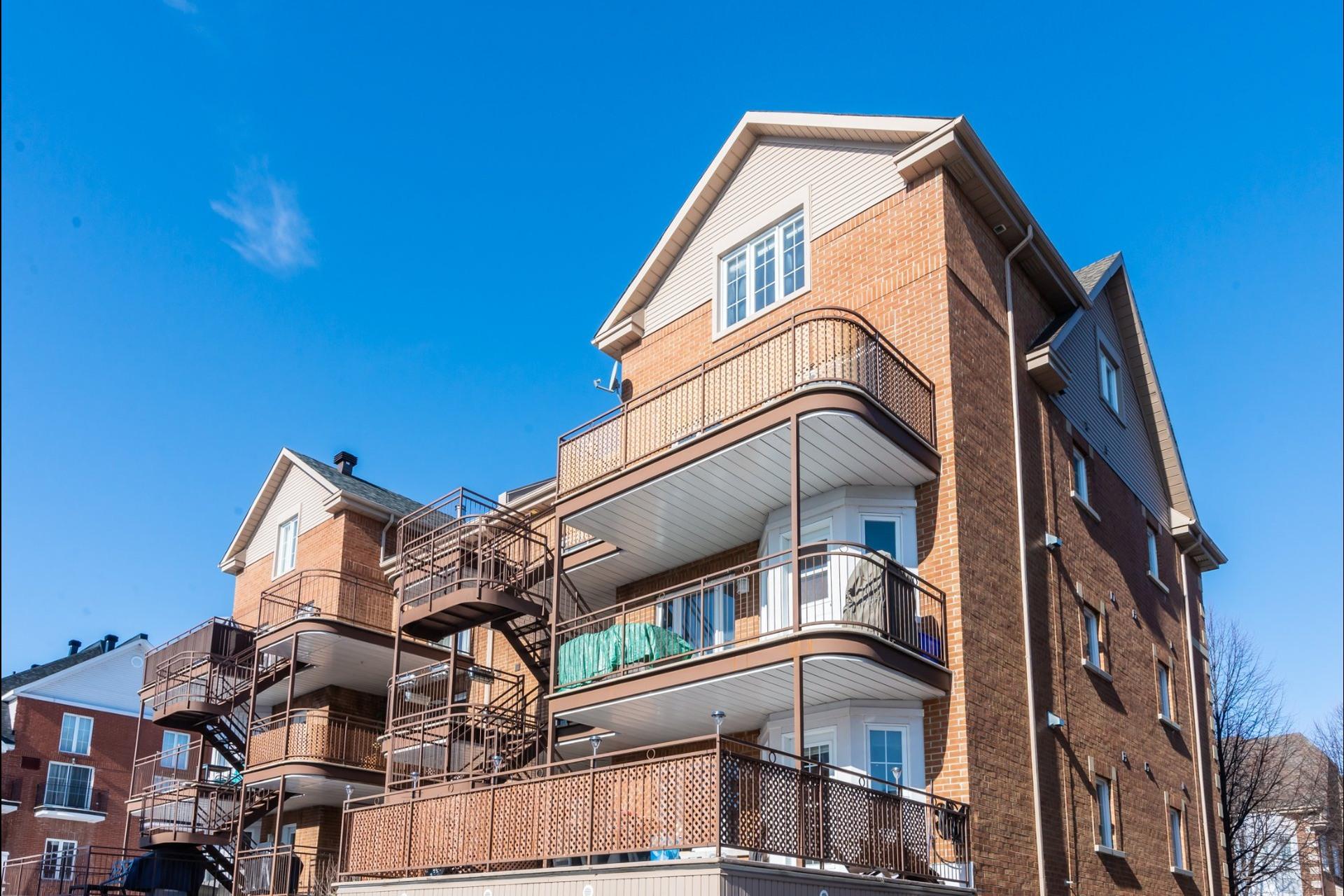 image 17 - Apartment For sale Saint-Laurent Montréal  - 4 rooms