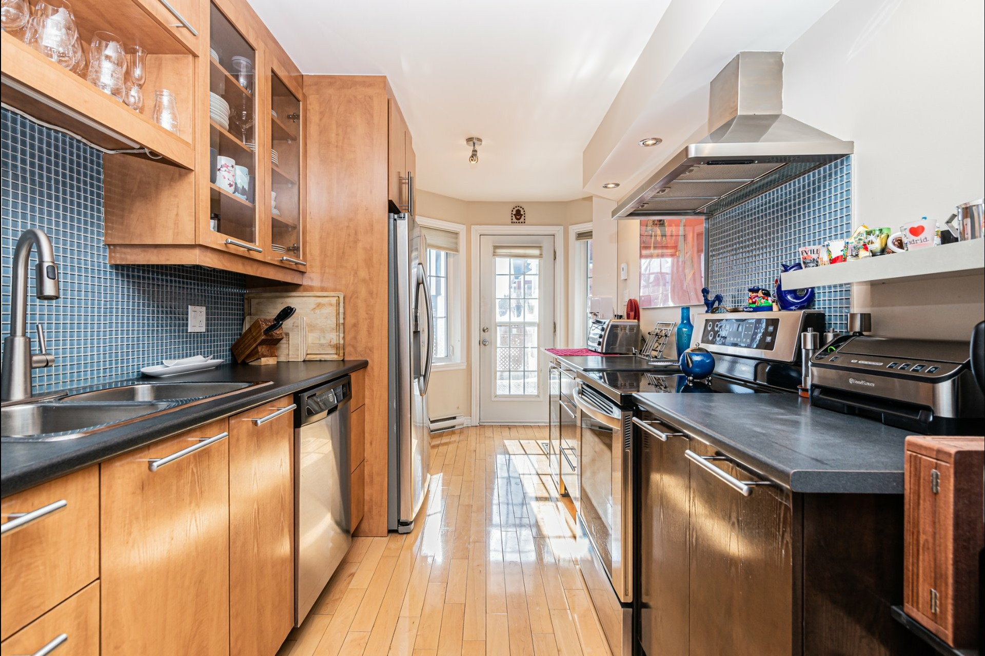 image 6 - Apartment For sale Saint-Laurent Montréal  - 4 rooms