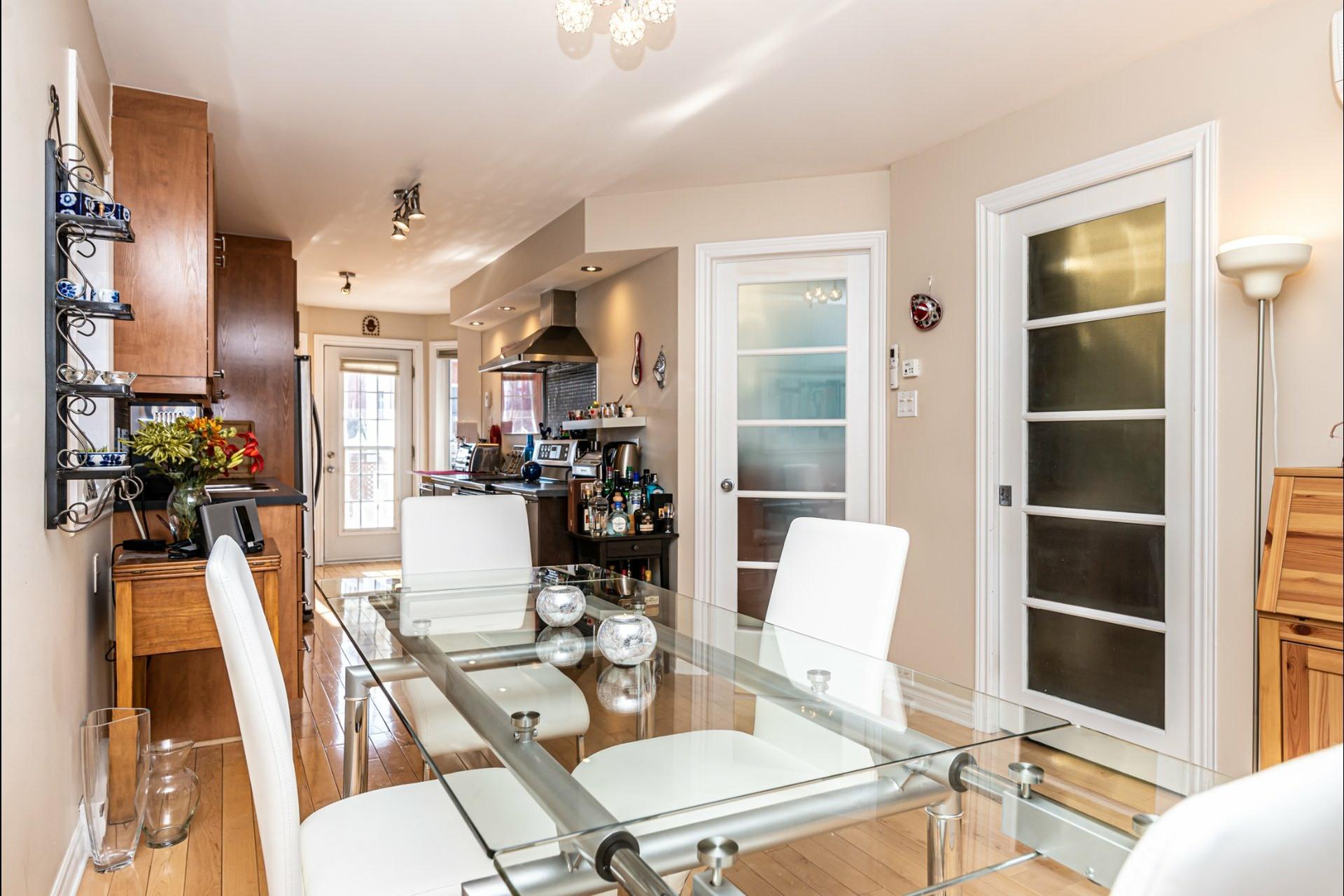 image 4 - Apartment For sale Saint-Laurent Montréal  - 4 rooms