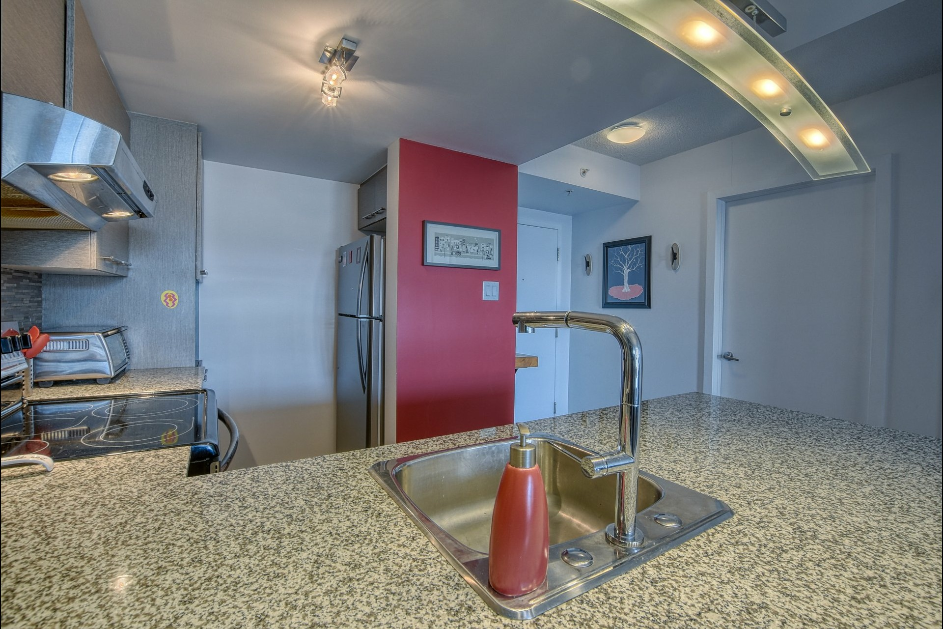 image 5 - Appartement À vendre Ahuntsic-Cartierville Montréal  - 4 pièces