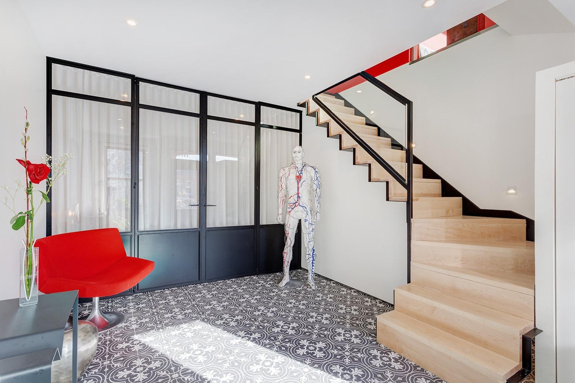 image 3 - Appartement À vendre Rosemont/La Petite-Patrie Montréal  - 13 pièces