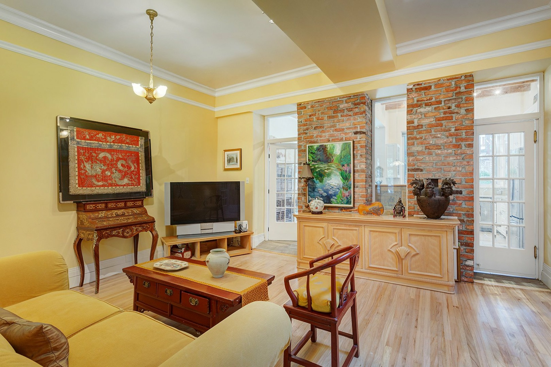 image 8 - Maison À vendre Le Plateau-Mont-Royal Montréal  - 14 pièces