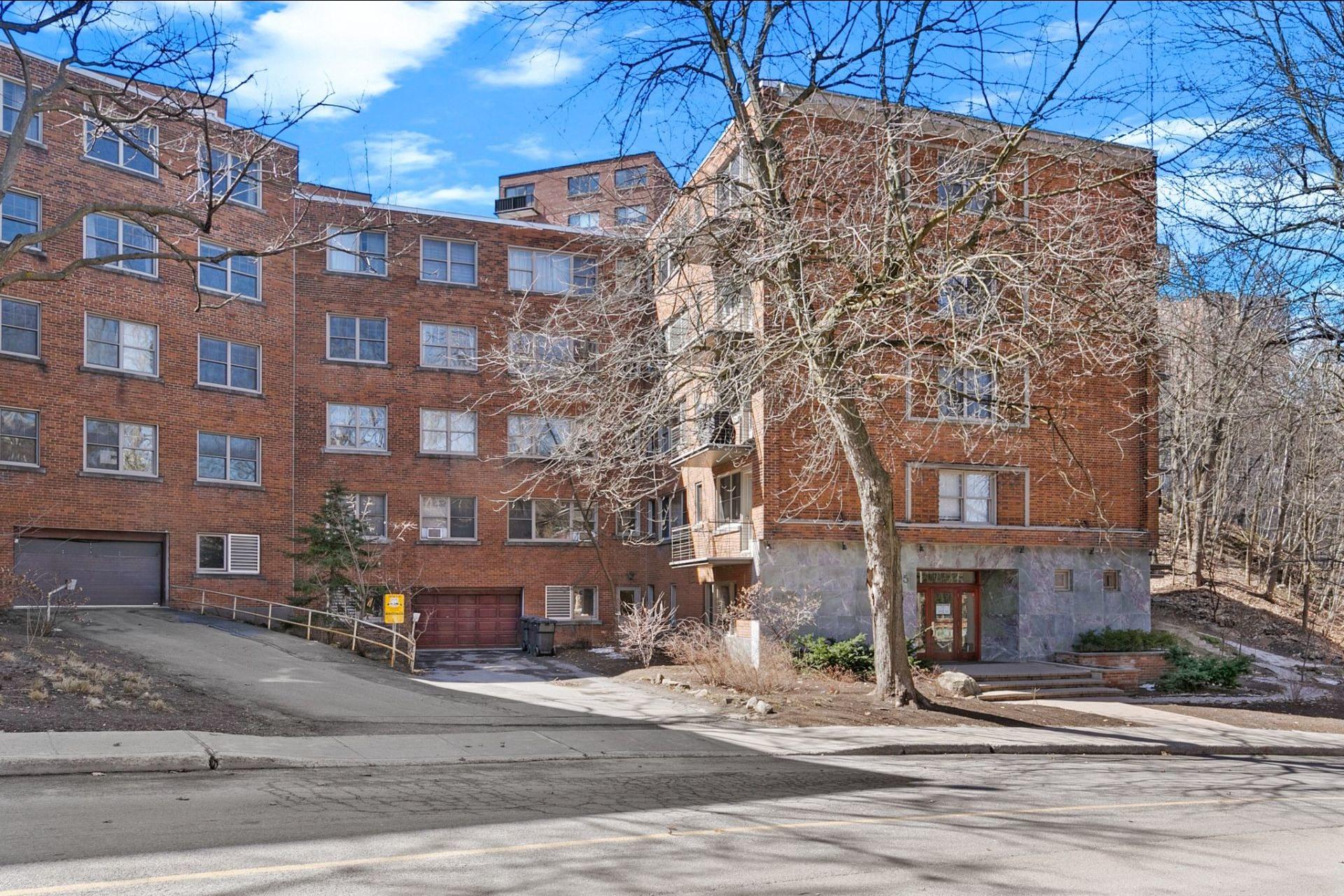 image 0 - Appartement À vendre Côte-des-Neiges/Notre-Dame-de-Grâce Montréal  - 5 pièces