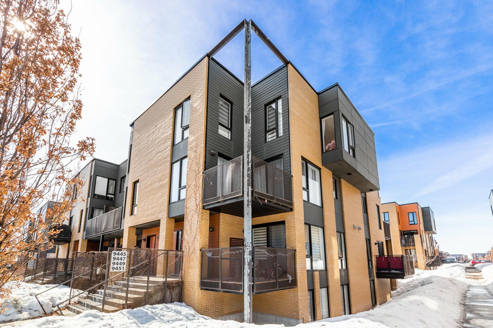 image 22 - Appartement À vendre Mercier/Hochelaga-Maisonneuve Montréal  - 6 pièces