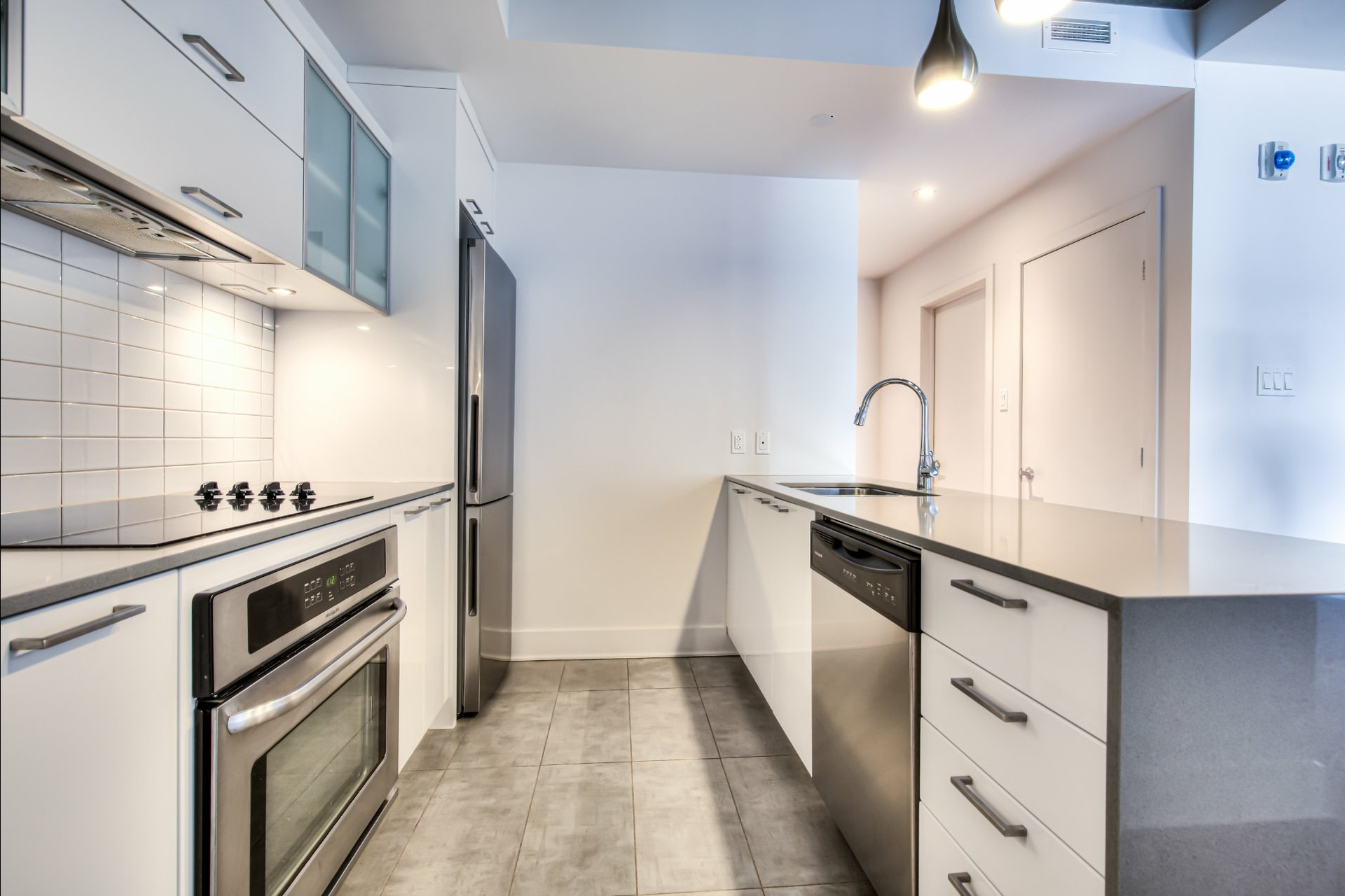 image 11 - Appartement À vendre Le Sud-Ouest Montréal  - 7 pièces