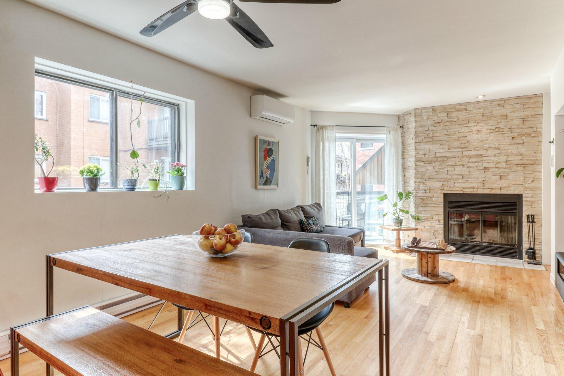 image 6 - Appartement À vendre Ville-Marie Montréal  - 5 pièces