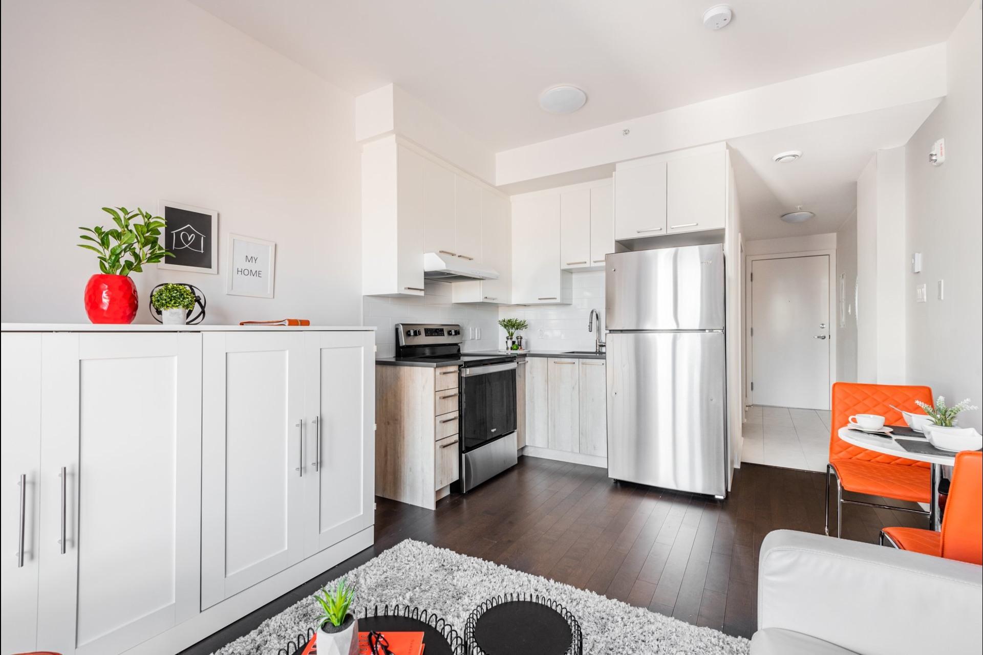 image 7 - Apartment For sale Villeray/Saint-Michel/Parc-Extension Montréal  - 3 rooms