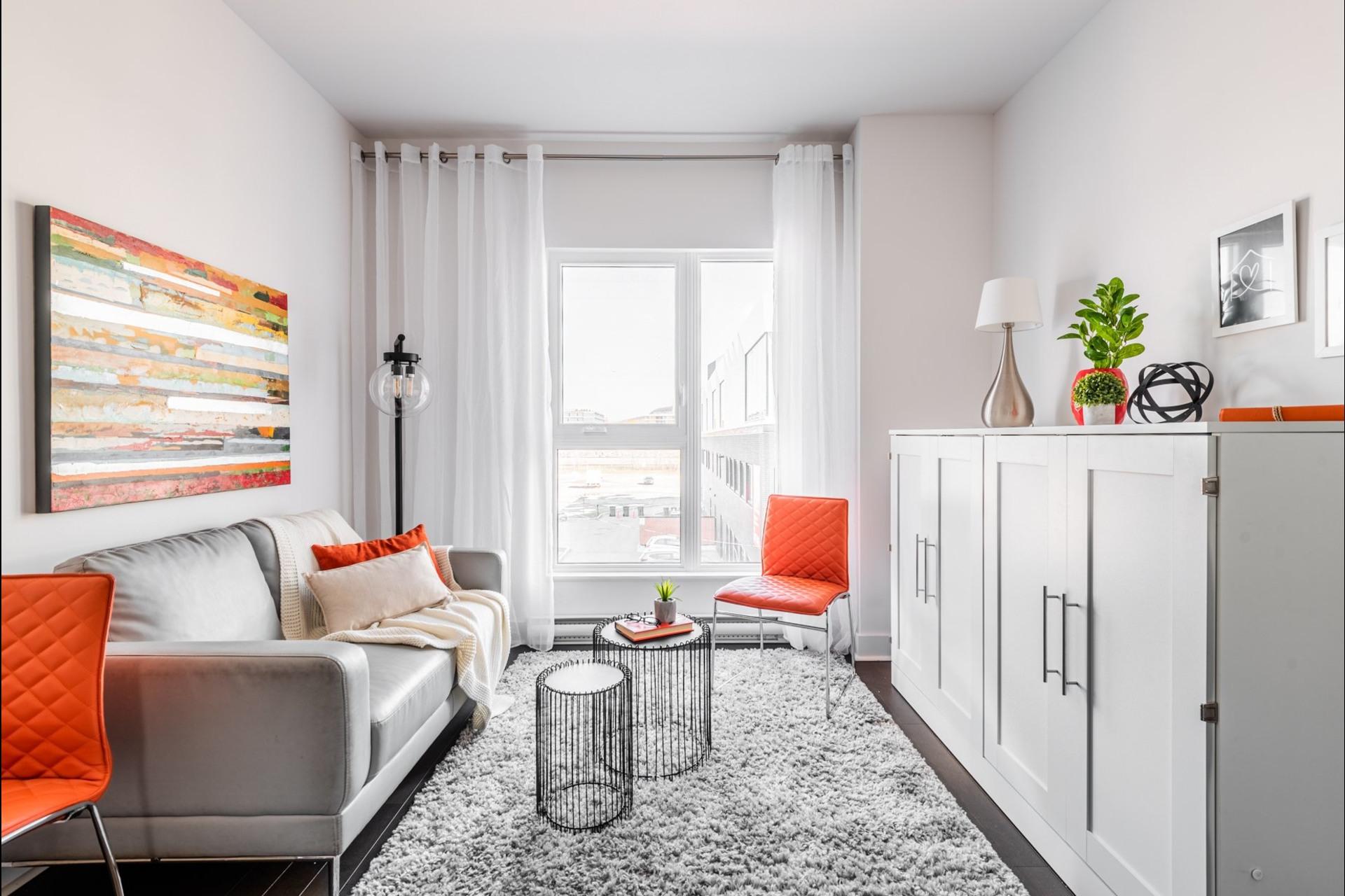 image 3 - Apartment For sale Villeray/Saint-Michel/Parc-Extension Montréal  - 3 rooms