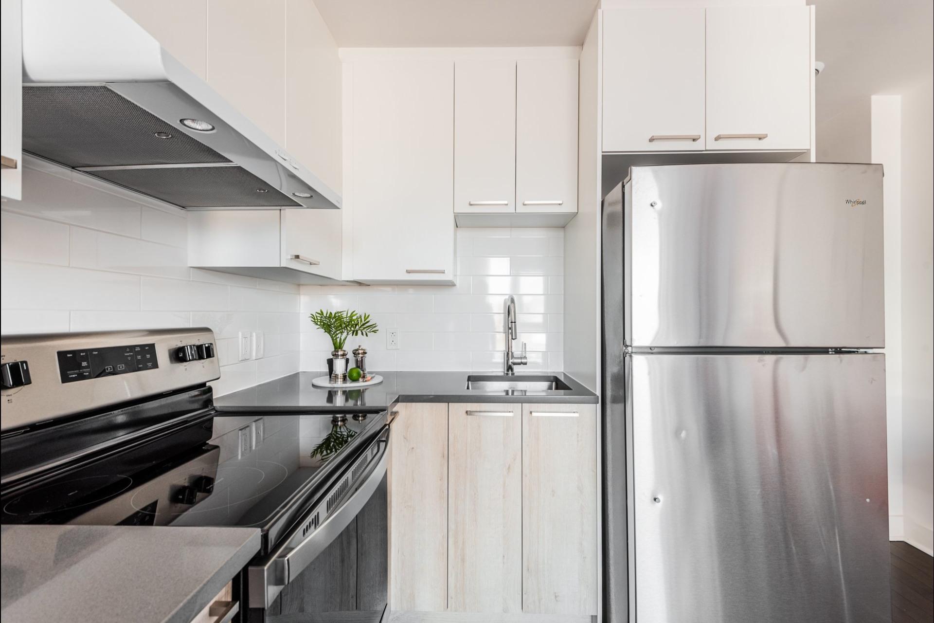 image 9 - Apartment For sale Villeray/Saint-Michel/Parc-Extension Montréal  - 3 rooms
