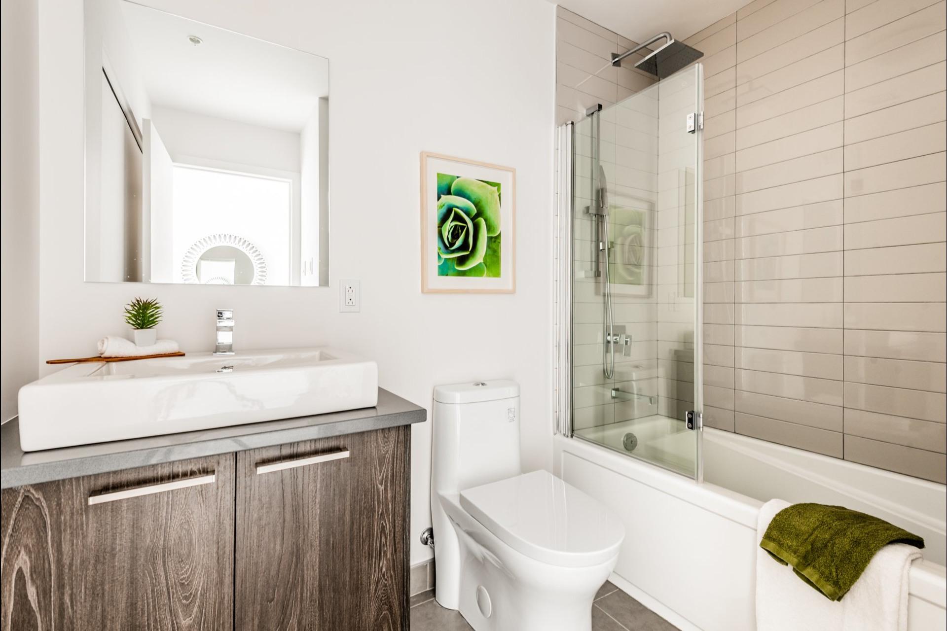 image 12 - Apartment For sale Villeray/Saint-Michel/Parc-Extension Montréal  - 3 rooms