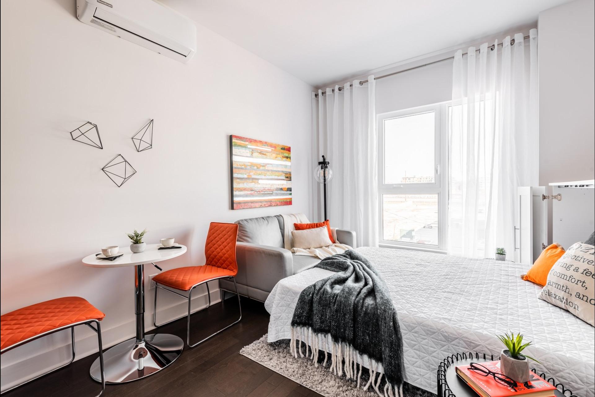 image 11 - Apartment For sale Villeray/Saint-Michel/Parc-Extension Montréal  - 3 rooms
