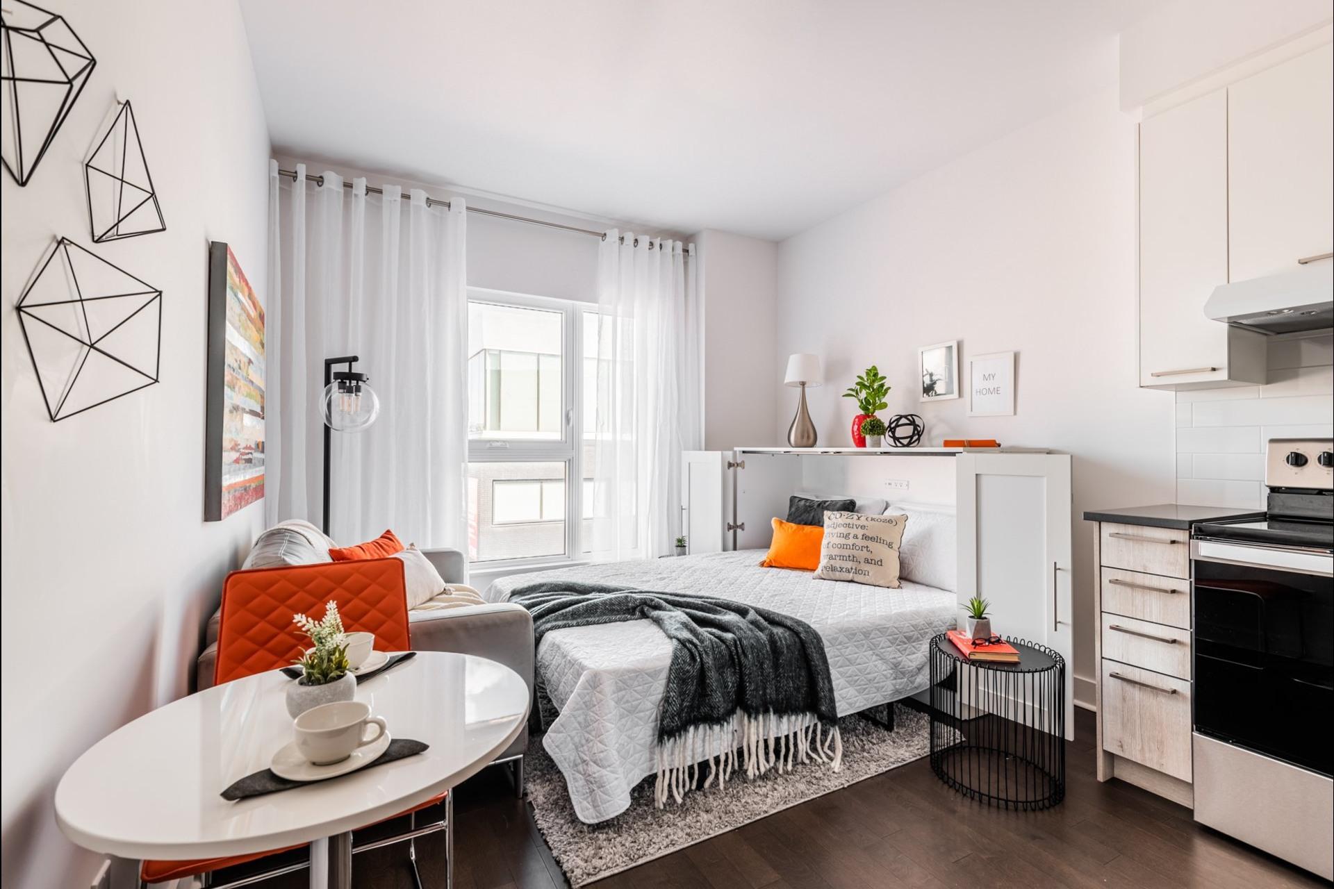 image 10 - Apartment For sale Villeray/Saint-Michel/Parc-Extension Montréal  - 3 rooms
