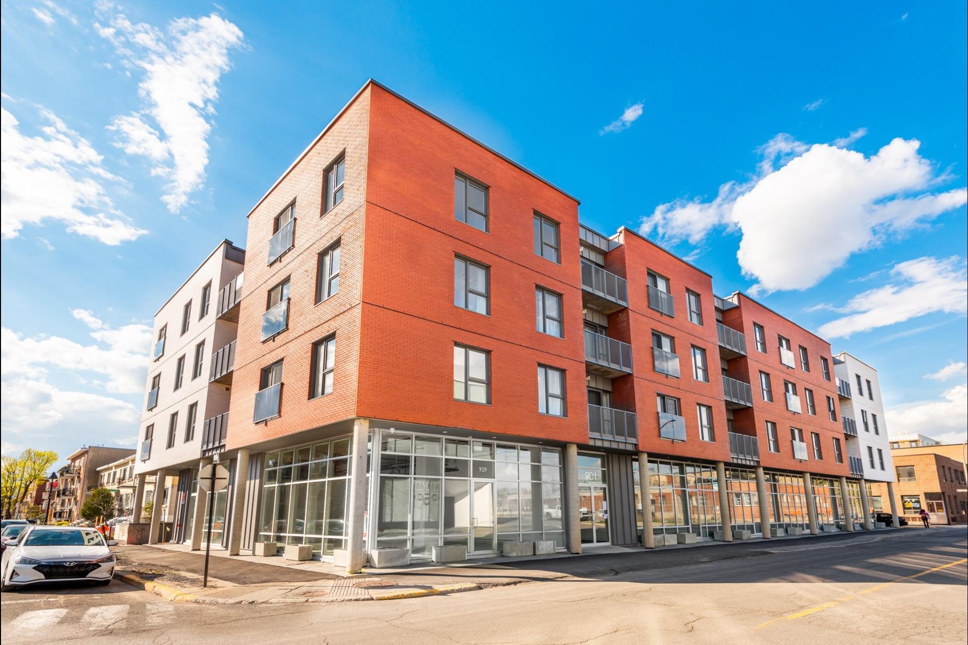 image 18 - Apartment For sale Villeray/Saint-Michel/Parc-Extension Montréal  - 3 rooms