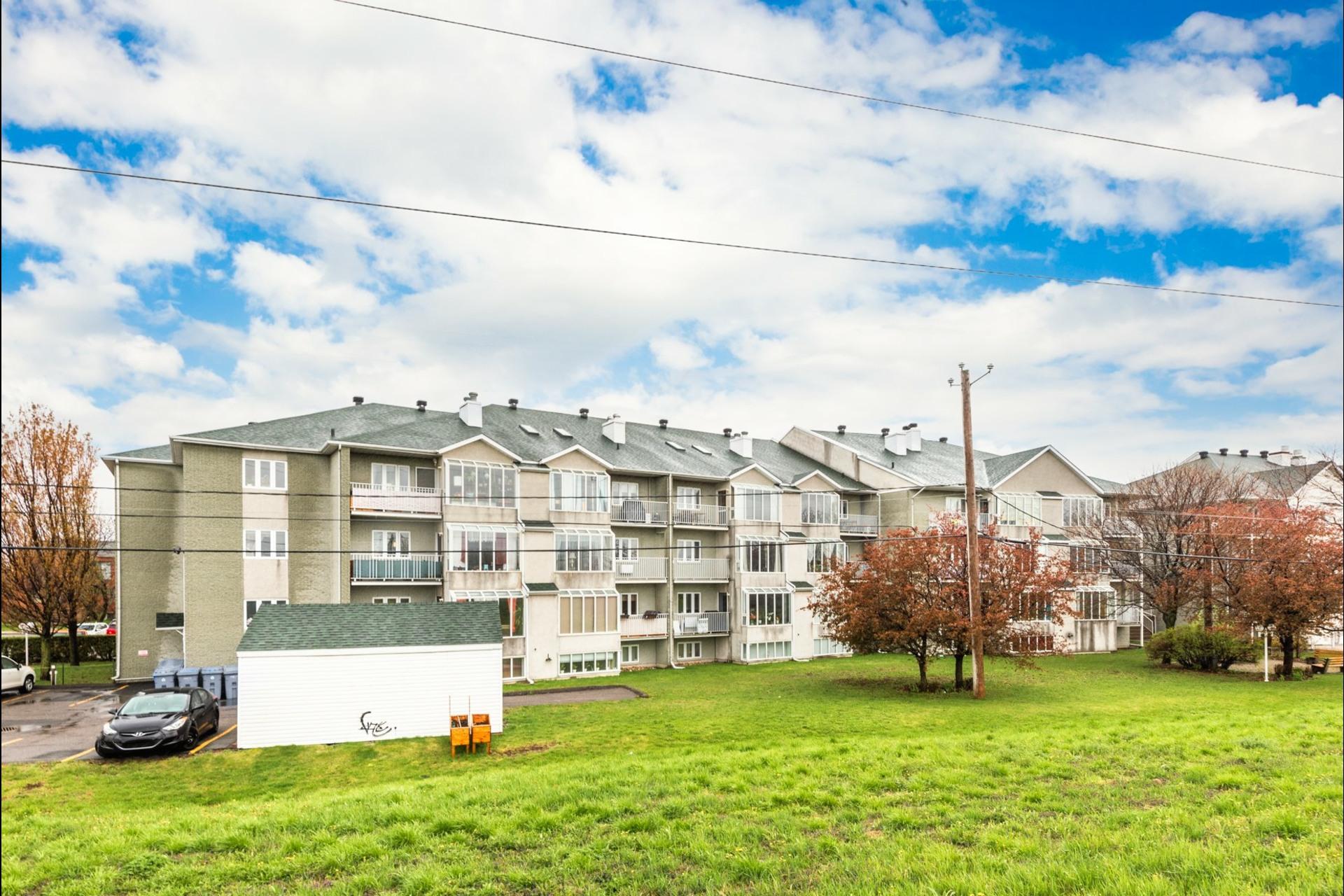 image 16 - Apartment For sale Saint-Hubert Longueuil  - 4 rooms