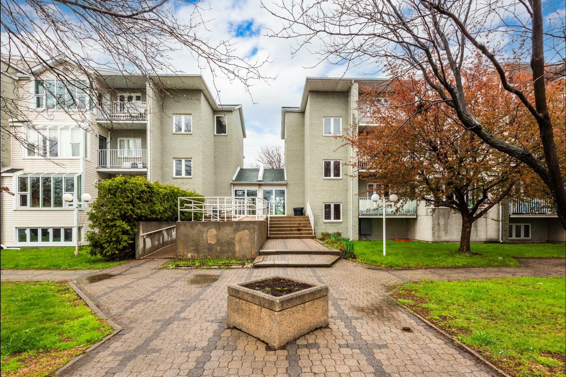 image 4 - Apartment For sale Saint-Hubert Longueuil  - 4 rooms