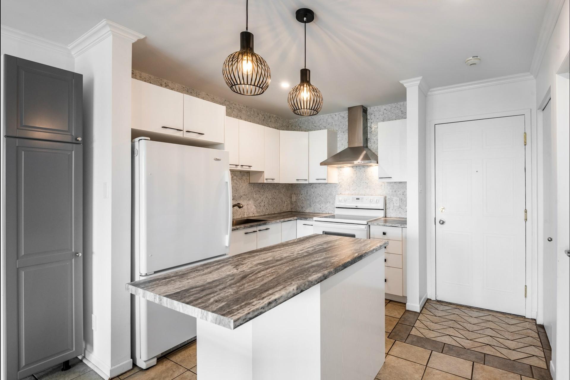 image 6 - Apartment For sale Saint-Hubert Longueuil  - 4 rooms