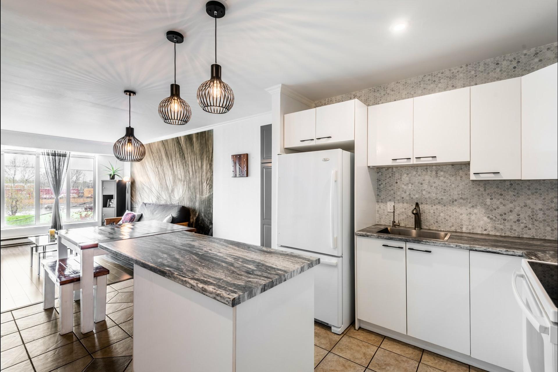 image 7 - Apartment For sale Saint-Hubert Longueuil  - 4 rooms